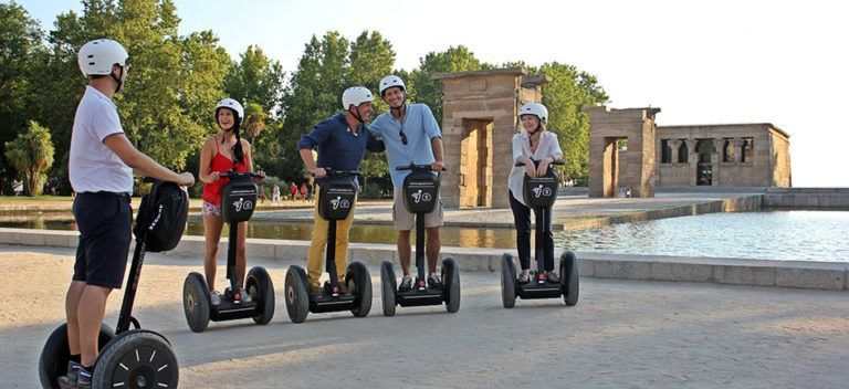 Royal Palace Segway Tour