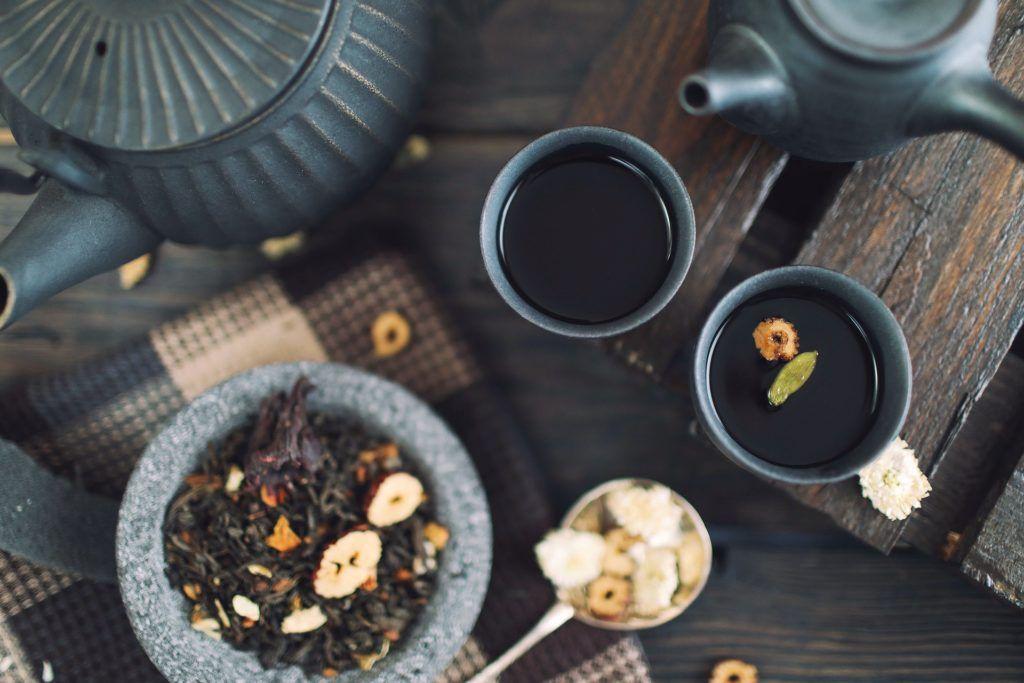 7 Tea Rooms in Madrid