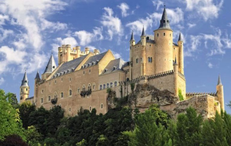 Best Castles in Spain