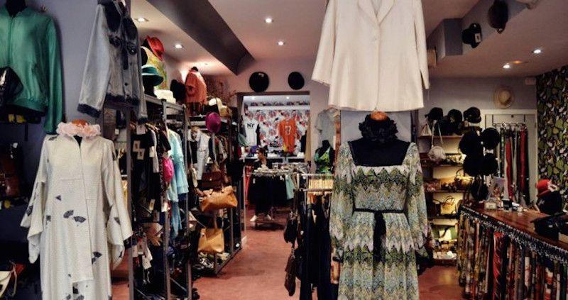 Vintage Clothing Stores Madrid, Malasaña
