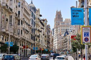 Conoce La Gran Vía de Madrid