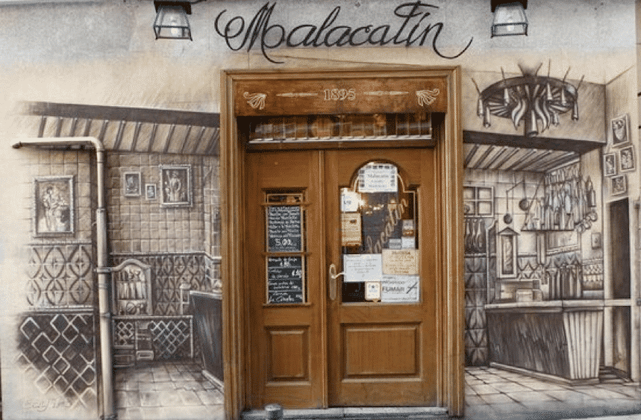 Malacatin - one of the best tapas restaurants in La Latina, Madrid