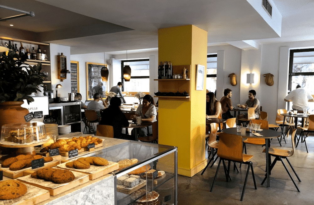 Federal Madrid - best brunches in Malasana-min