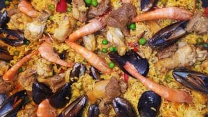 Where to eat Paella in Madrid in 2021 - Featured Image-min