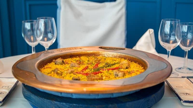 Where to eat Paella in Valencia
